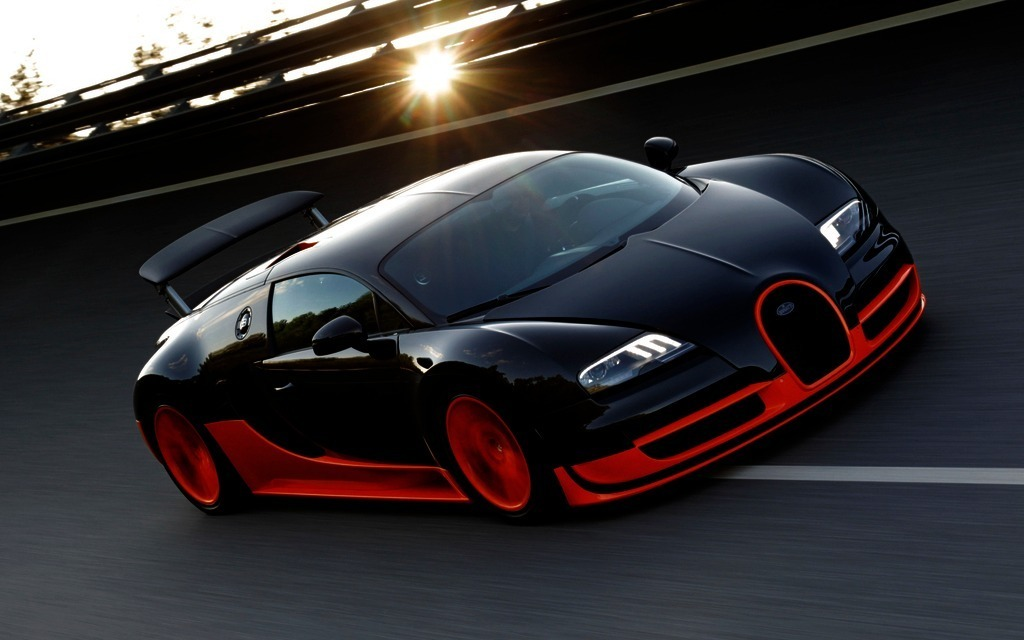 Bugatti Veyron 16:4 Super Sport World Record Edition