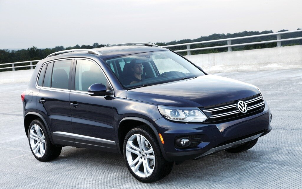 volkswagen tiguan 2013 vedette allemande cherche clients guide auto. Black Bedroom Furniture Sets. Home Design Ideas