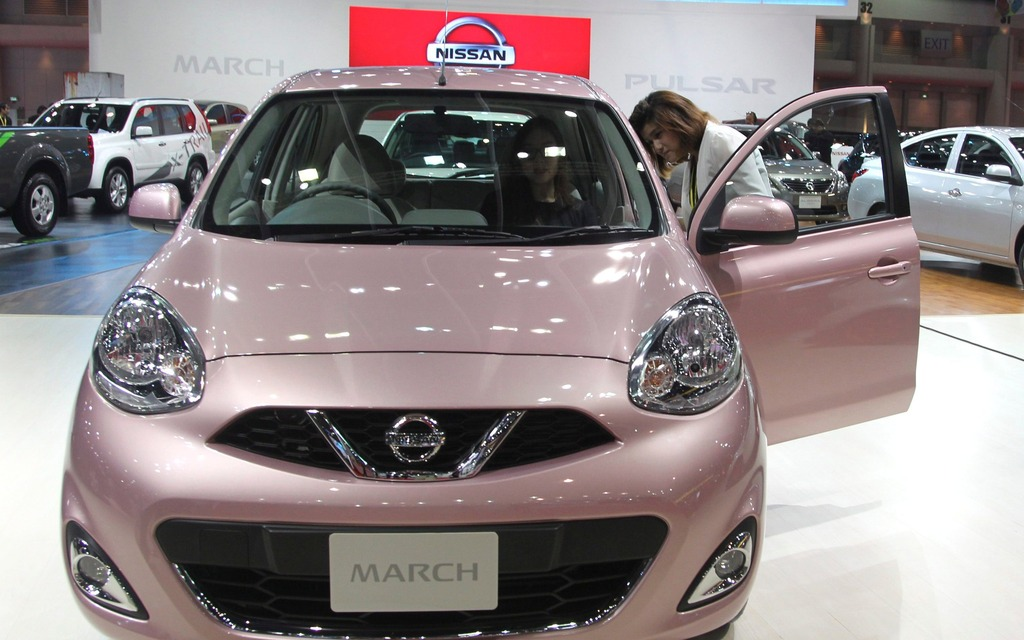 Nissan Micra To Return To Canada 1 1