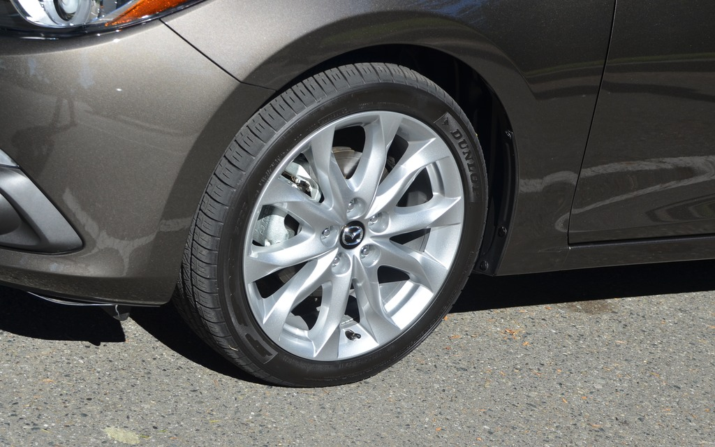 Awesome Find More 205 50r17 Mazda 3 Chrome Rims W Tires At Up To 90