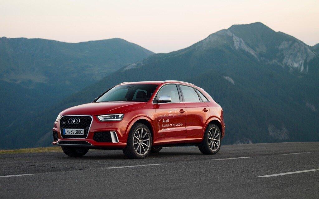 Audi Rs Q3 201 Ventuellement Disponible Au Pays 6 12
