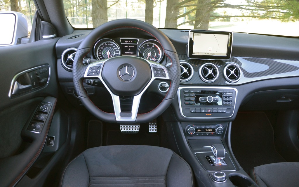 2014 Mercedes Benz Cla 250 And 45 Amg Spicy Or Extra