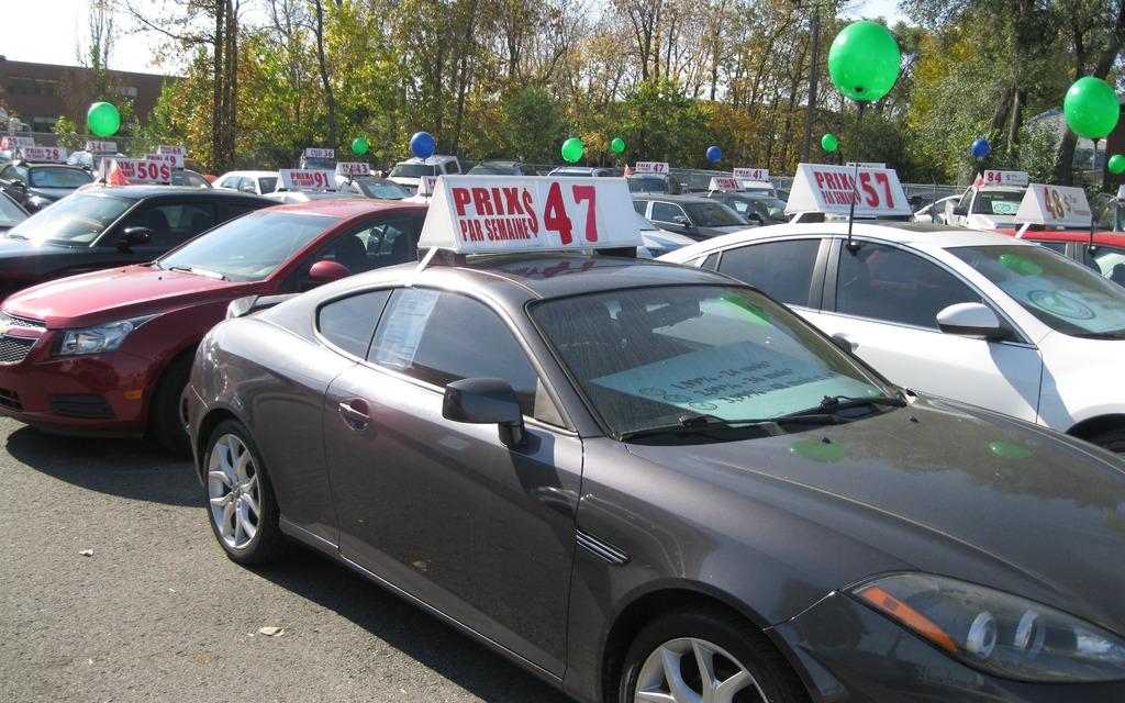 hausse des prix des voitures d'occasion au canada - guide auto