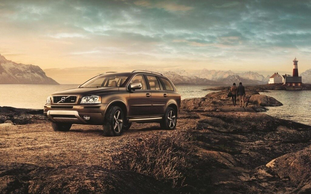 volvo xc90 signature edition the last special edition before the refesh the car guide. Black Bedroom Furniture Sets. Home Design Ideas