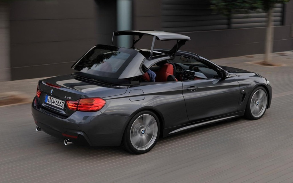 2014 Bmw 4 Series Cabriolet To Bow At Los Angeles Auto