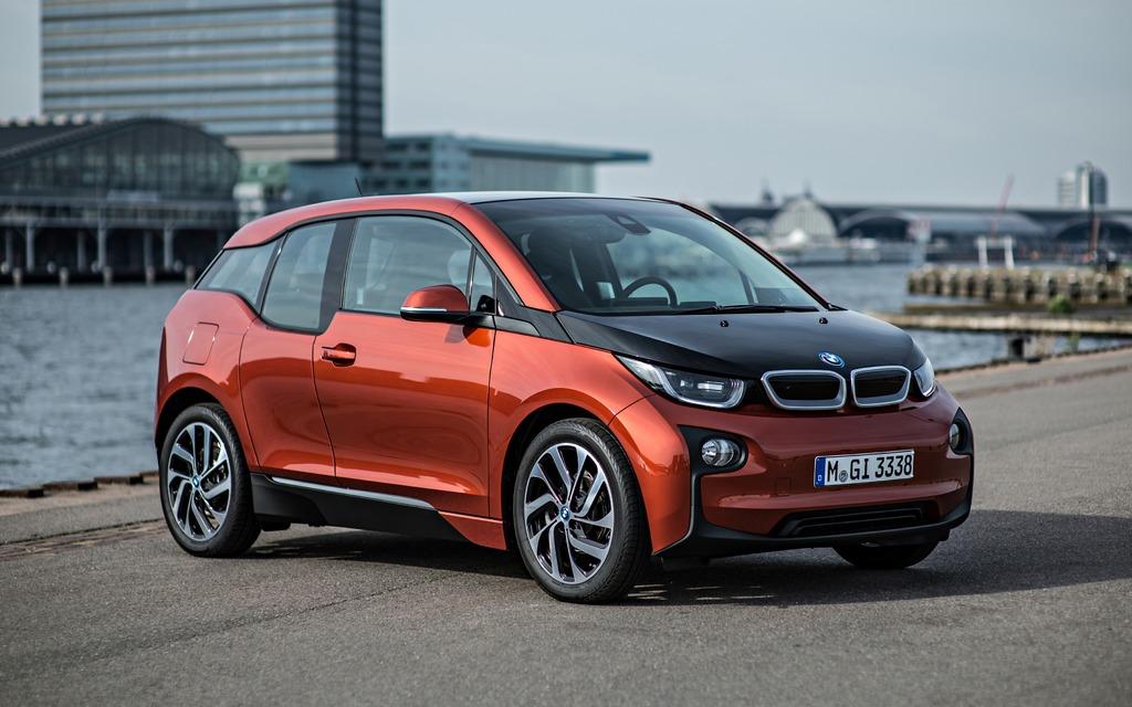 La BMW i3 2015 sera offerte au printemps prochain