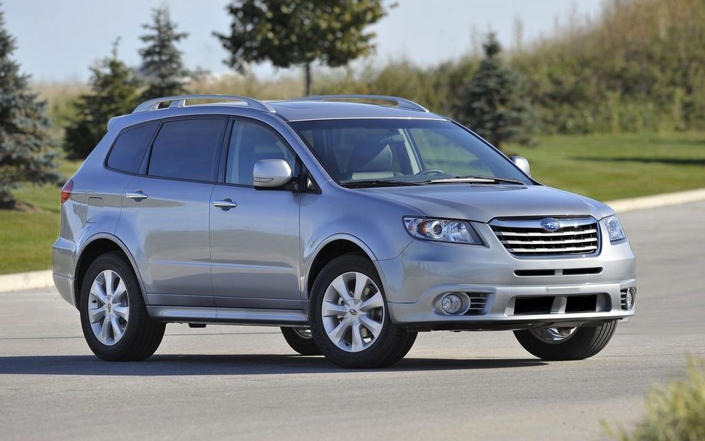 Subaru Tribeca Production To End The Car Guide