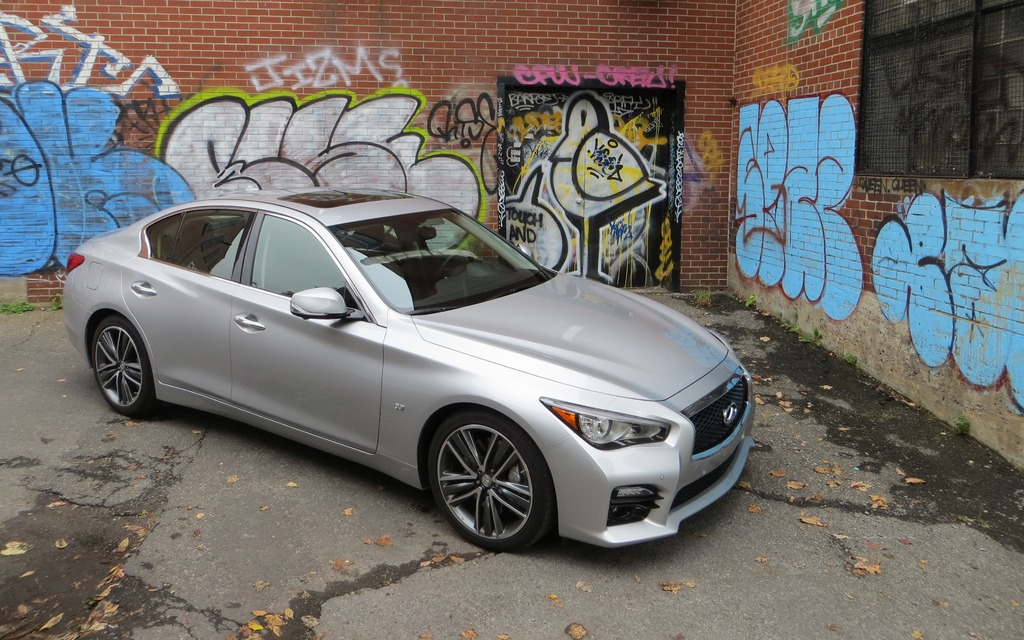 2014 Infiniti Q50 Sport The Next Stage The Car Guide