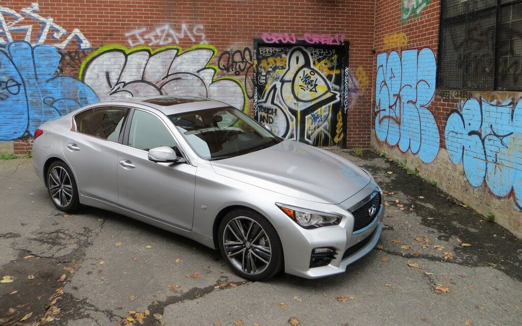 Pre Owned Infiniti Q50 >> 2014 Infiniti Q50 Sport: The Next Stage - The Car Guide