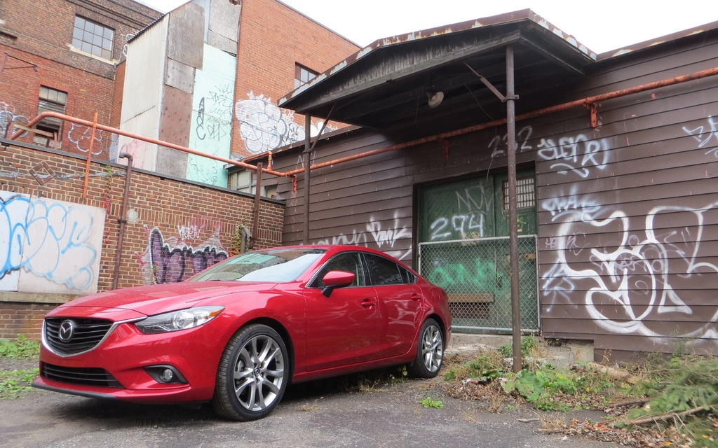 2014 Mazda Mazda6 Dress For The Job You Want Not The One