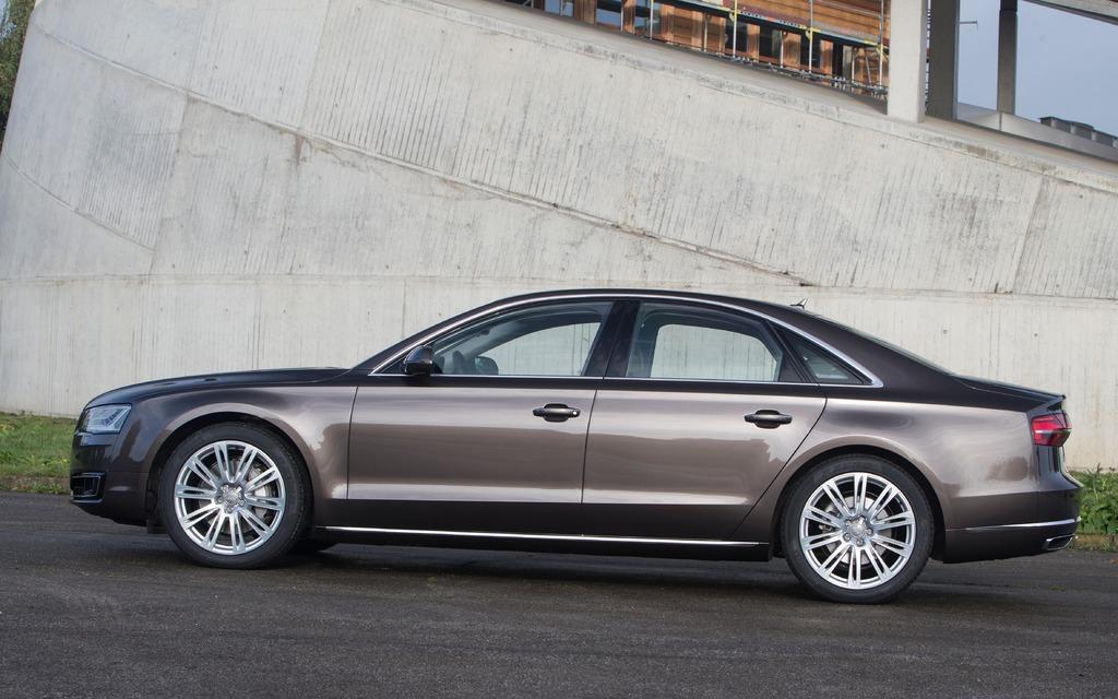 Audi A8 2015 Une Refonte En Toute Subtilit 233 15 18