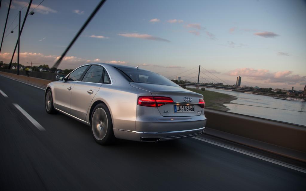 Audi A 8 >> 2015 Audi A8 - A Subtle Mid-Life Cycle Redo - 2/18