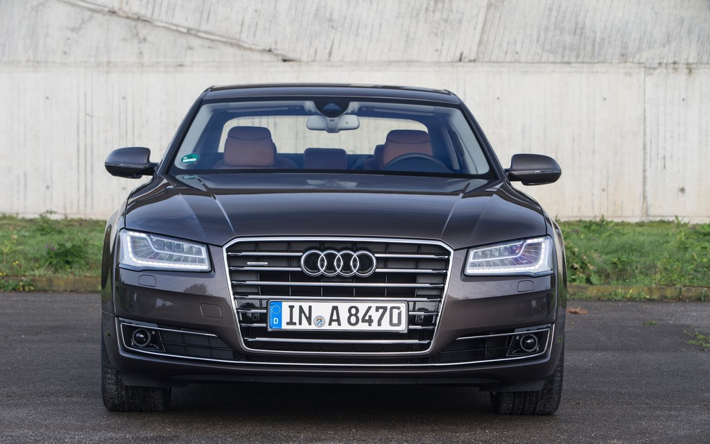 2015 Audi A8 A Subtle Mid Life Cycle Redo 14 18