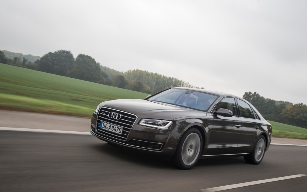 2015 Audi A8 A Subtle Mid Life Cycle Redo 18 18