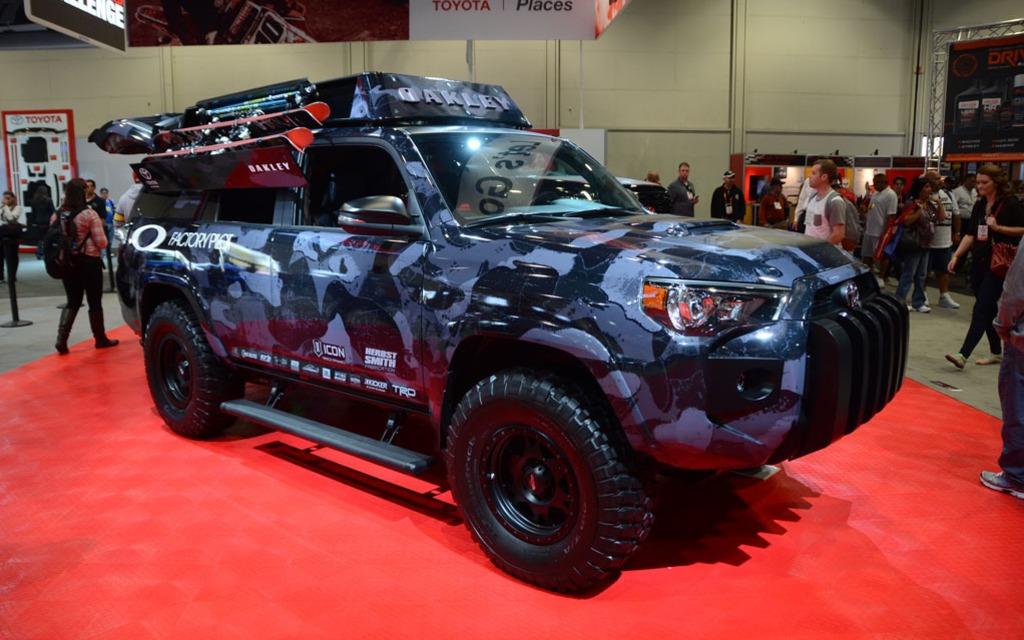 2017 Toyota 4runner >> Toyota at the SEMA Show - 9/43