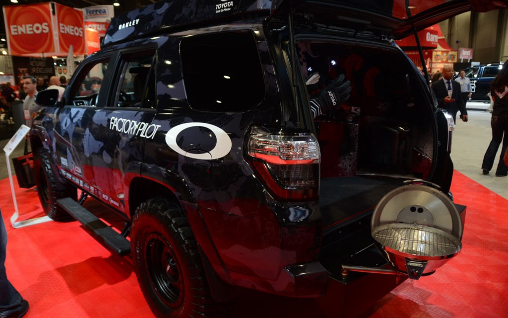4 Runner >> Toyota at the SEMA Show - 11/43