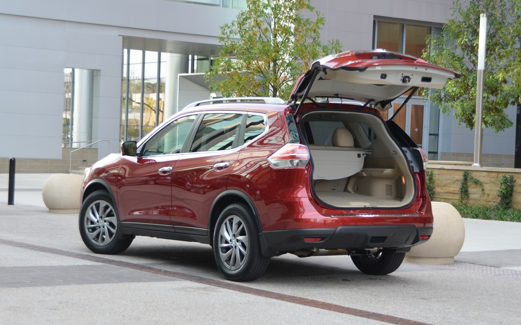 2014 Nissan Rogue The Age Of Reason 15 23