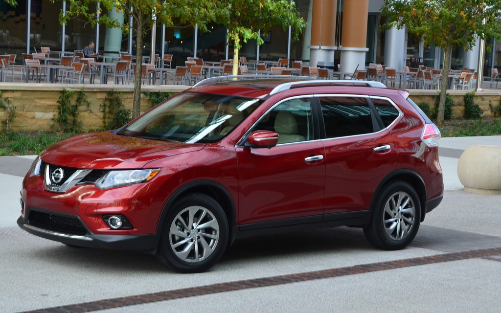 Marvelous Brand New Lines For The 2014 Nissan Rogue.