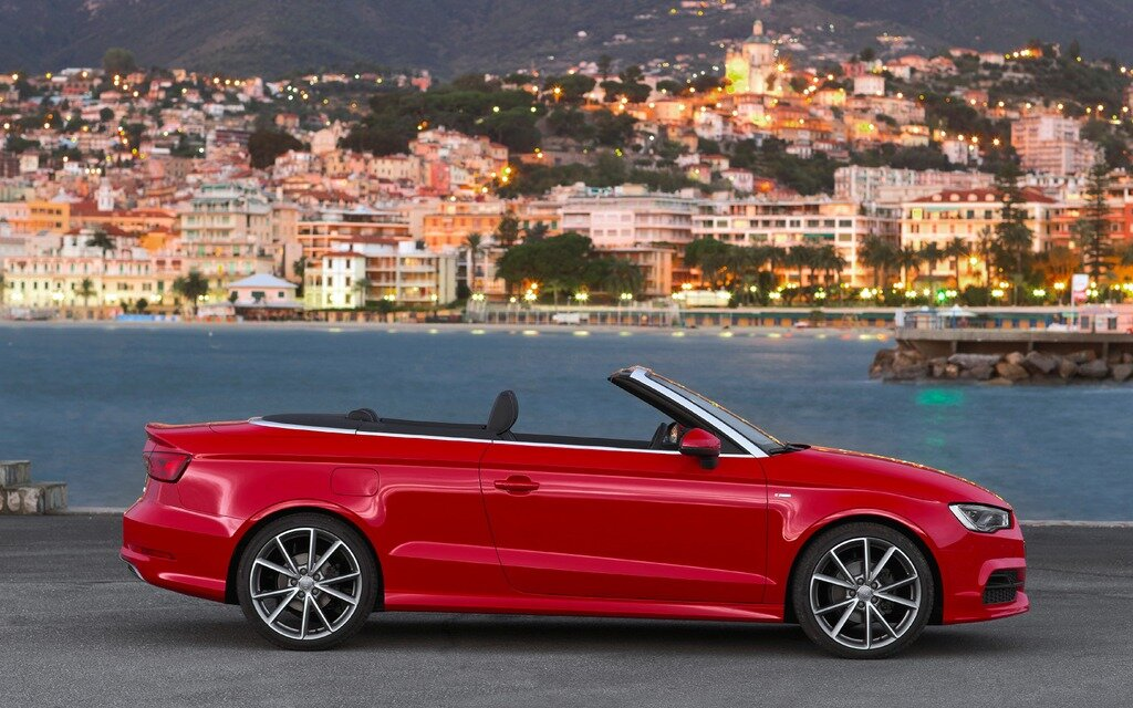 Spotlight On The 2015 Audi A3 Cabriolet And Audi S3