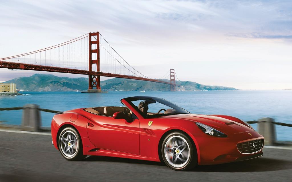 ferrari california 2013 plus puissante plus l g re guide auto. Black Bedroom Furniture Sets. Home Design Ideas