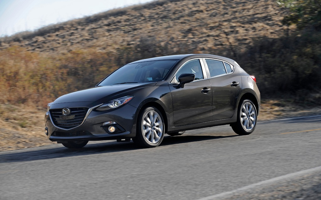 2014 mazda3 sport: nope, it's not good - the car guide