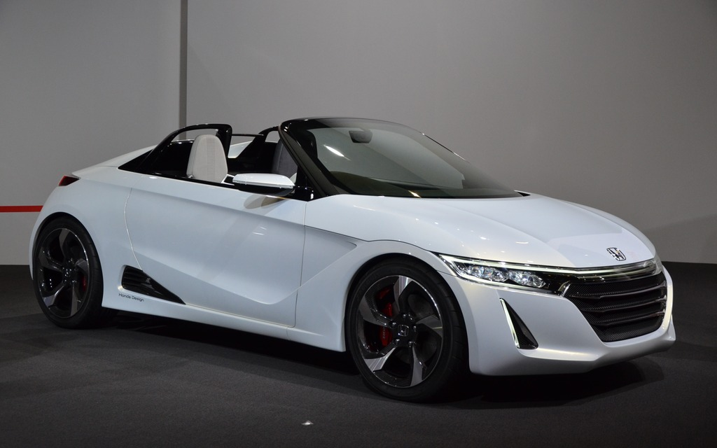 New Honda Roadster Coming? Check Out The S660 Concept