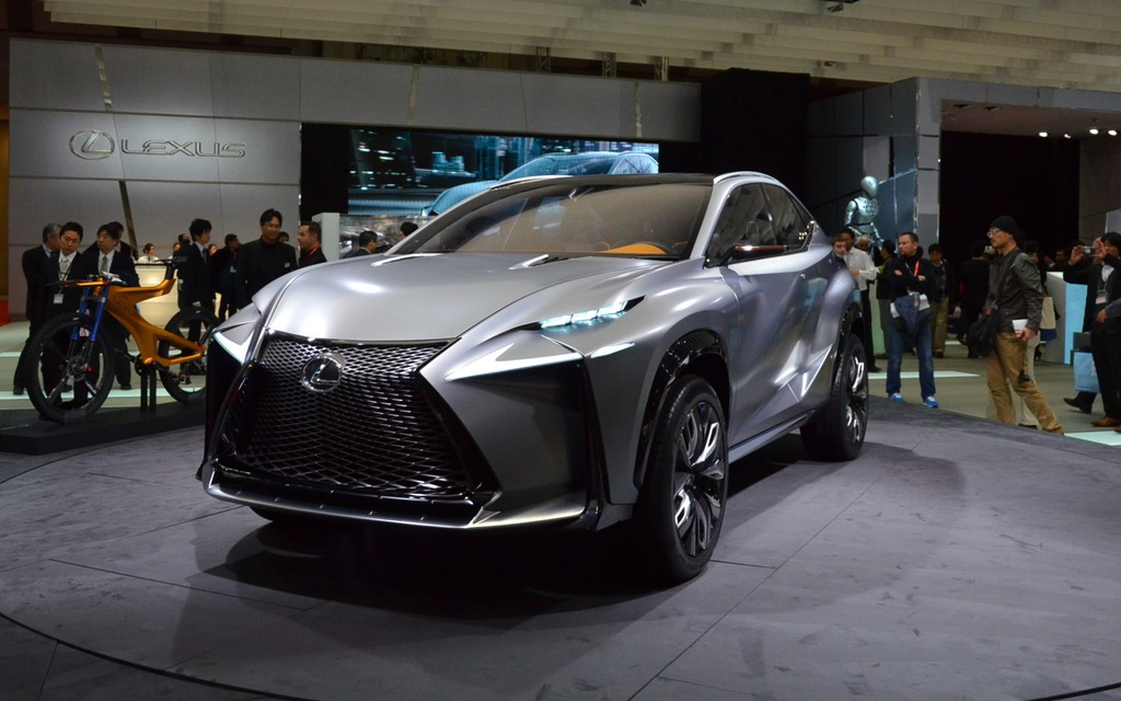 Lexus Lf Nx Turbo A Concept One Step Closer To Reality 2 11