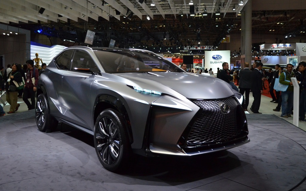 Image Result For The Lexus Lx Concept