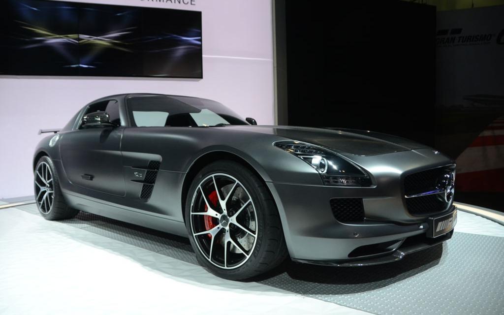 Mercedes Sls Amg Gt >> Mercedes Benz Sls Amg Gt Final Edition 1 4