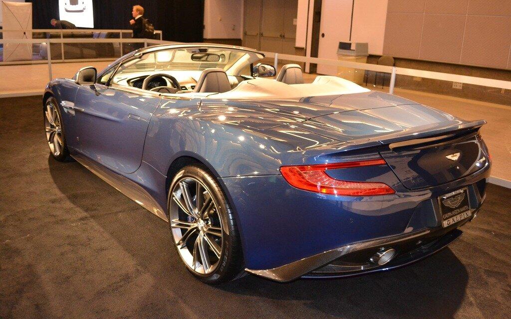 Aston Martin Vanquish Volante Neiman Marcus Edition The Car Guide
