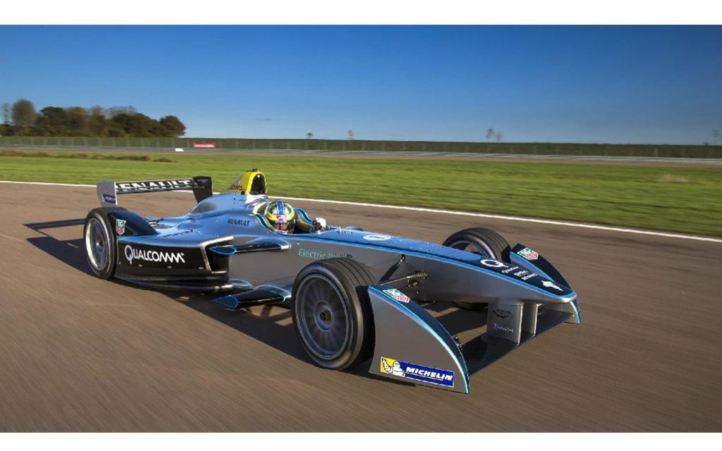 La monoplace Spark-Renault