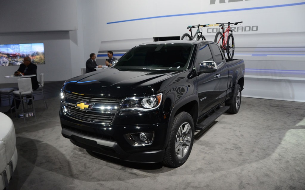 2015 Chevy Colorado Unveiled To The World In Los Angeles 23