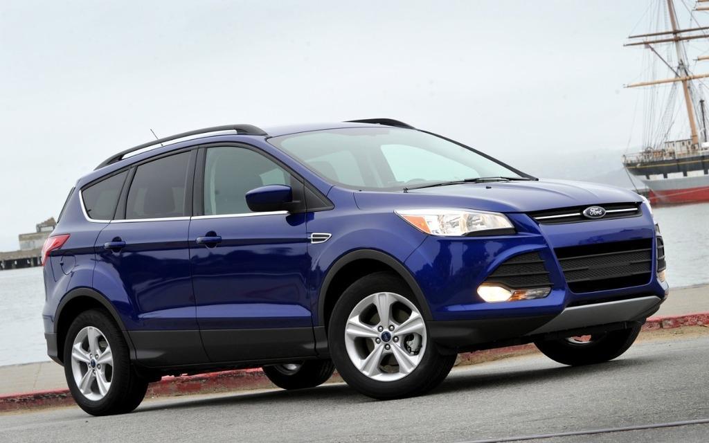 2013 Ford Escape Recalled Again