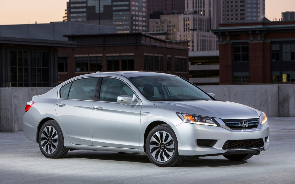 Honda Accord Wins Green Car Of The Year 1 1