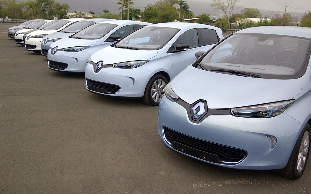 Renault Z.E. s'étend à l'International