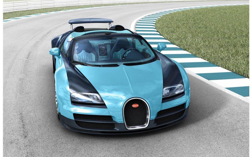 bugatti a vendu 400 veyron depuis 2005 guide auto. Black Bedroom Furniture Sets. Home Design Ideas