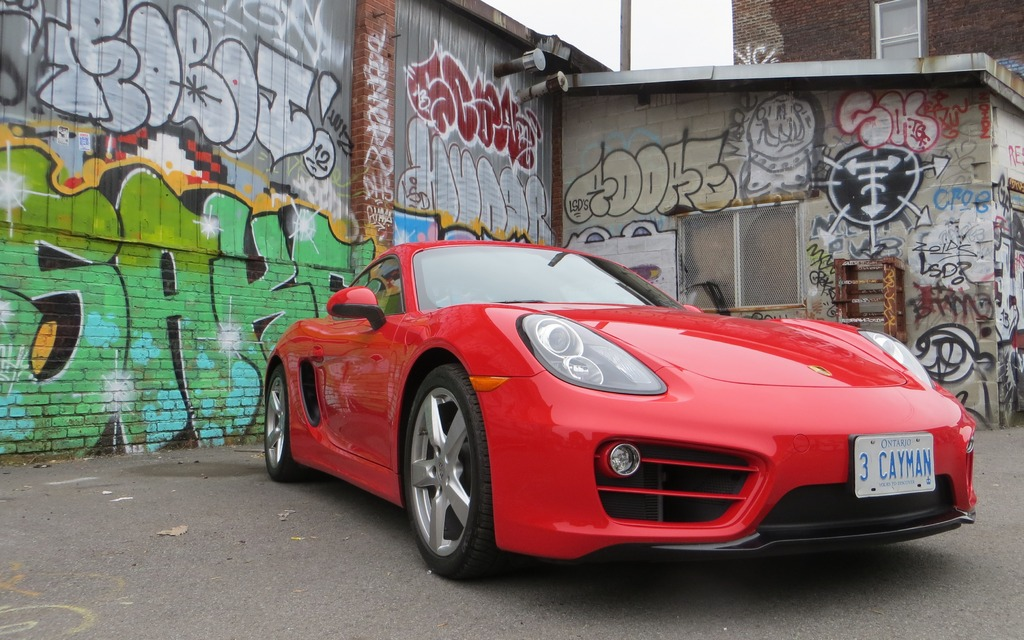 2014 porsche cayman a religious experience the car guide. Black Bedroom Furniture Sets. Home Design Ideas