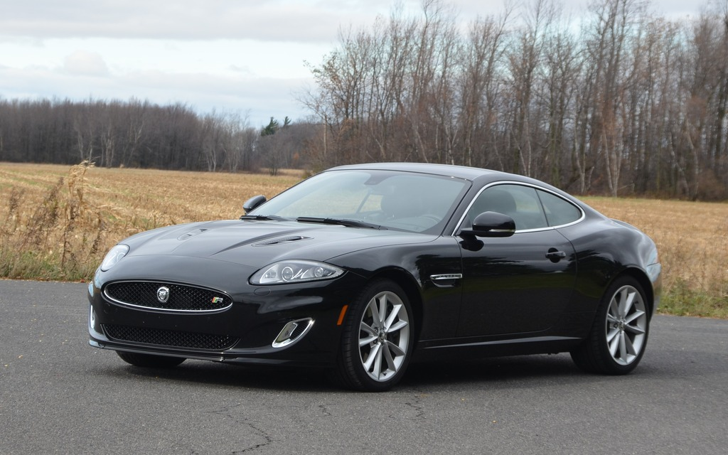 Marvelous 2014 Jaguar XKR : Age And Beauty!