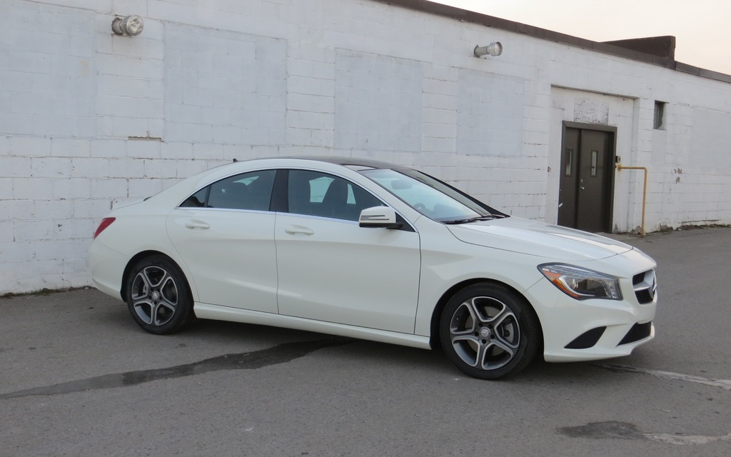 2014 Mercedes Benz Cla250 Temper Your Expectations 3 10