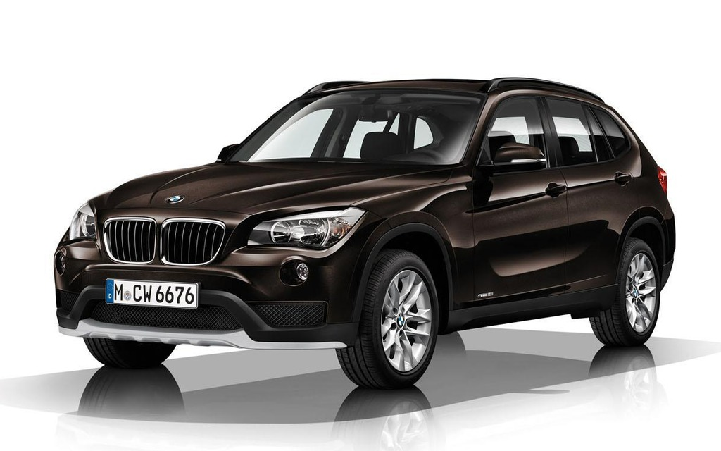 2015 Bmw X1 2015 To Be Revealed In A Month 6 9