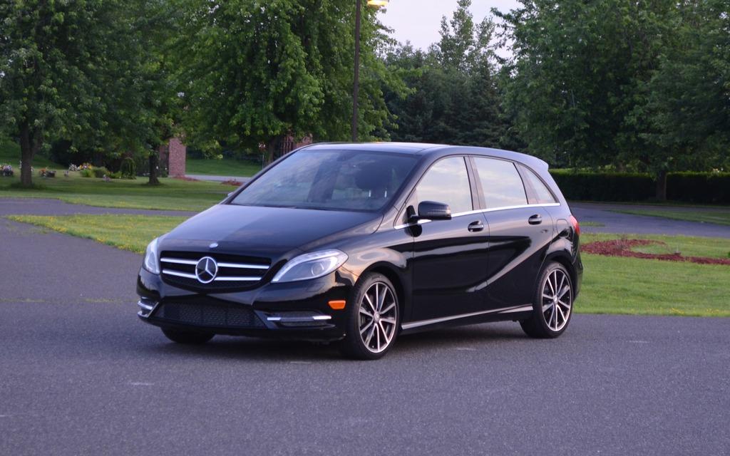 Mercedes-Benz de Classe B