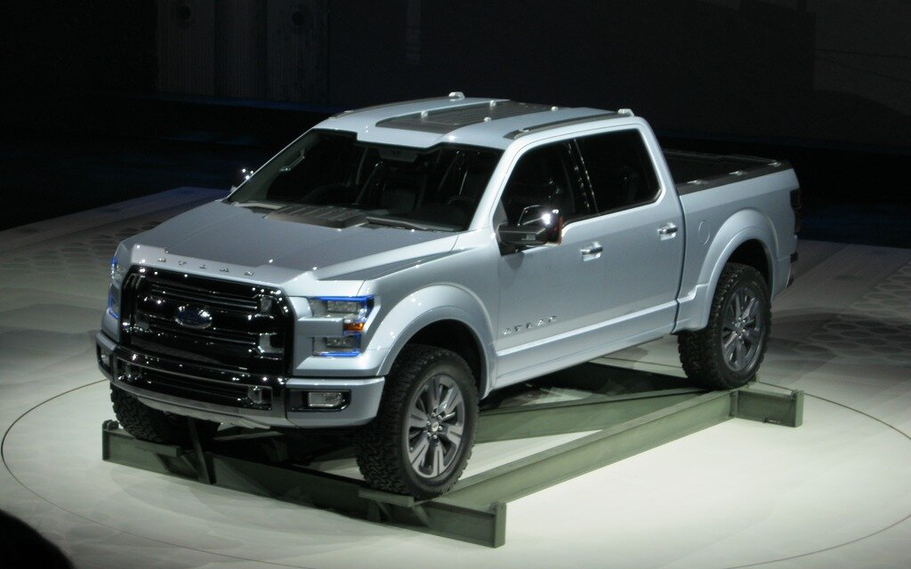 2015 ford f 150 to receive new 320 hp motor the car guide. Black Bedroom Furniture Sets. Home Design Ideas