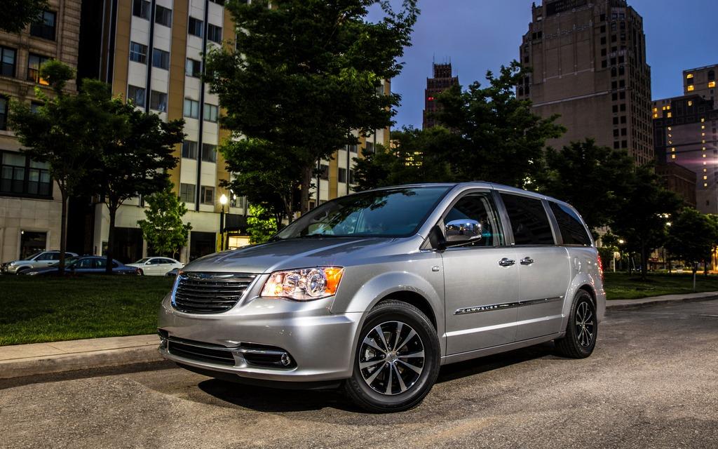 Chrysler Town & Country Touring-L 2014 à édition