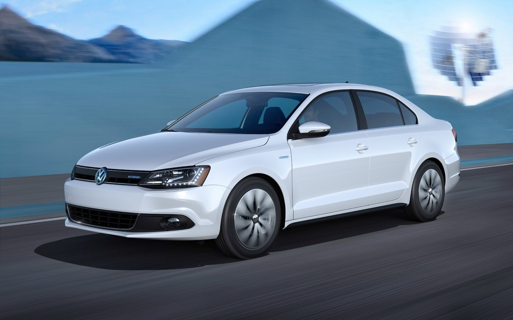 2014 Volkswagen Jetta Hybrid Think Carefully The Car Guide