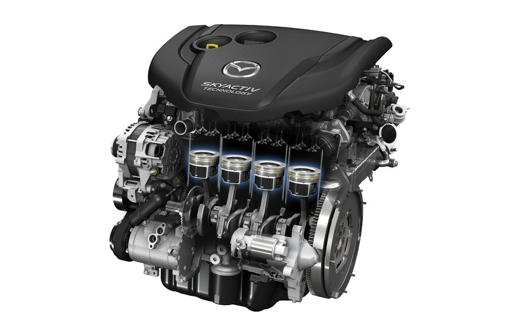 Mazda to delay skyactiv d clean diesel launch in north for Mazda motor of america inc