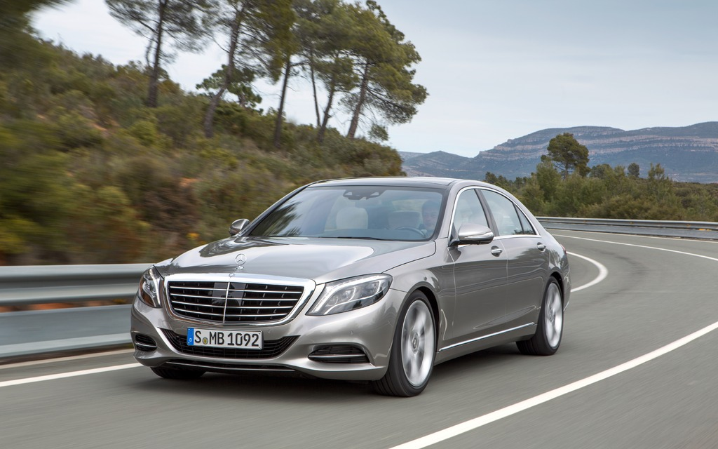 Mercedes benz s600 confirmed 5 5 for Mercedes benz s600 2014
