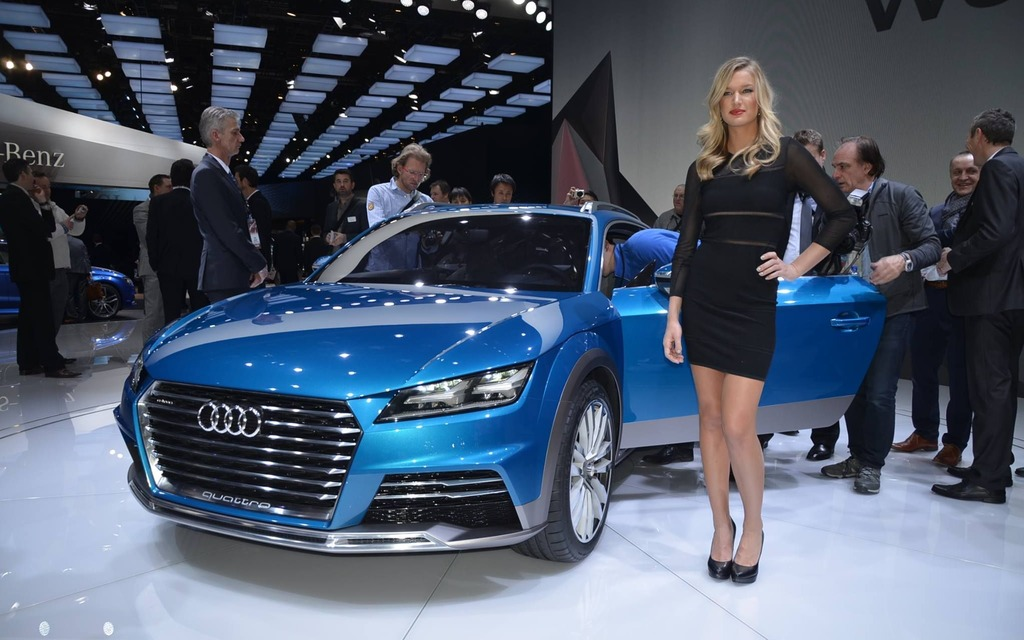 Audi Allroad Shooting Brake Concept Unveiled 1 11