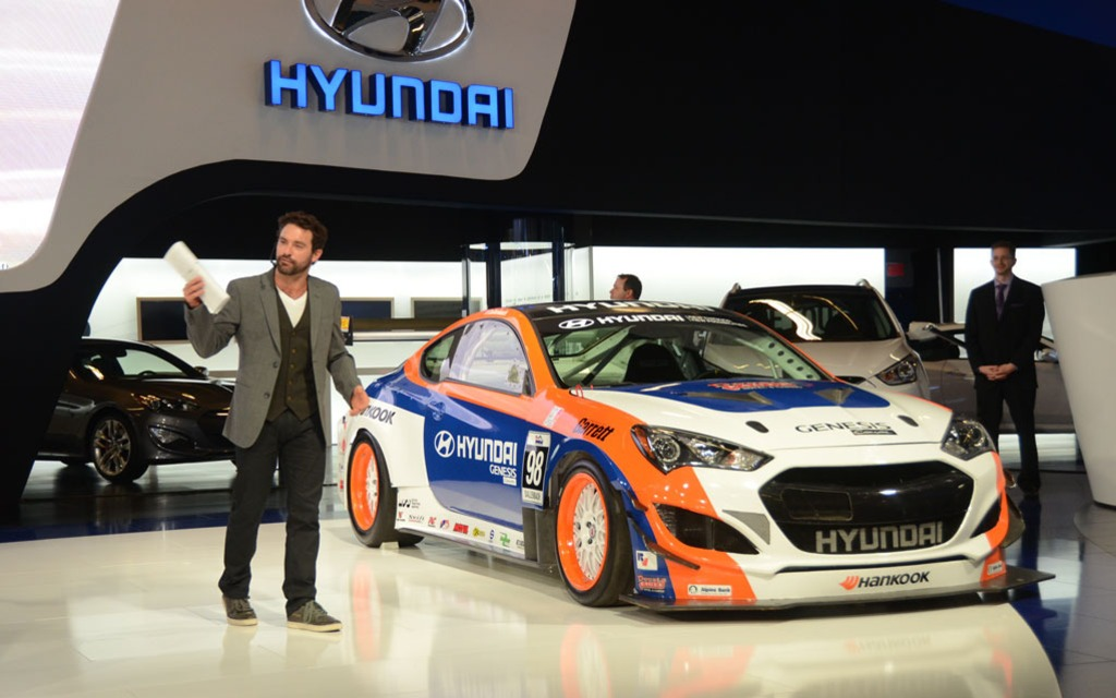 Rhys Millen Racing Hyundai Genesis Coupe The Car Guide