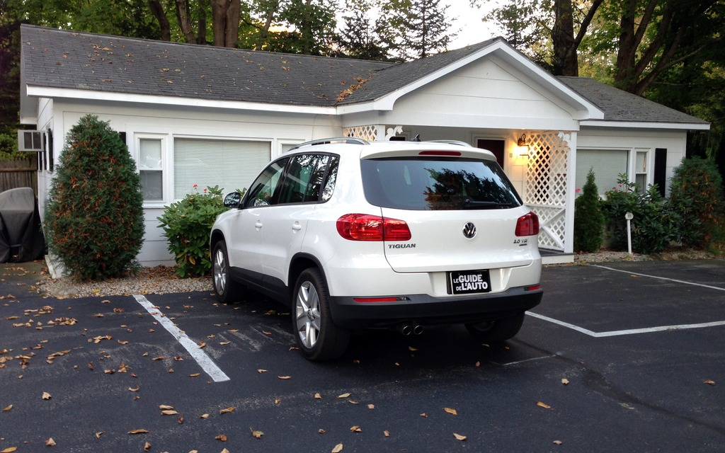 2014 Volkswagen Tiguan Perfect For A 3 000 Km Ride 36 43