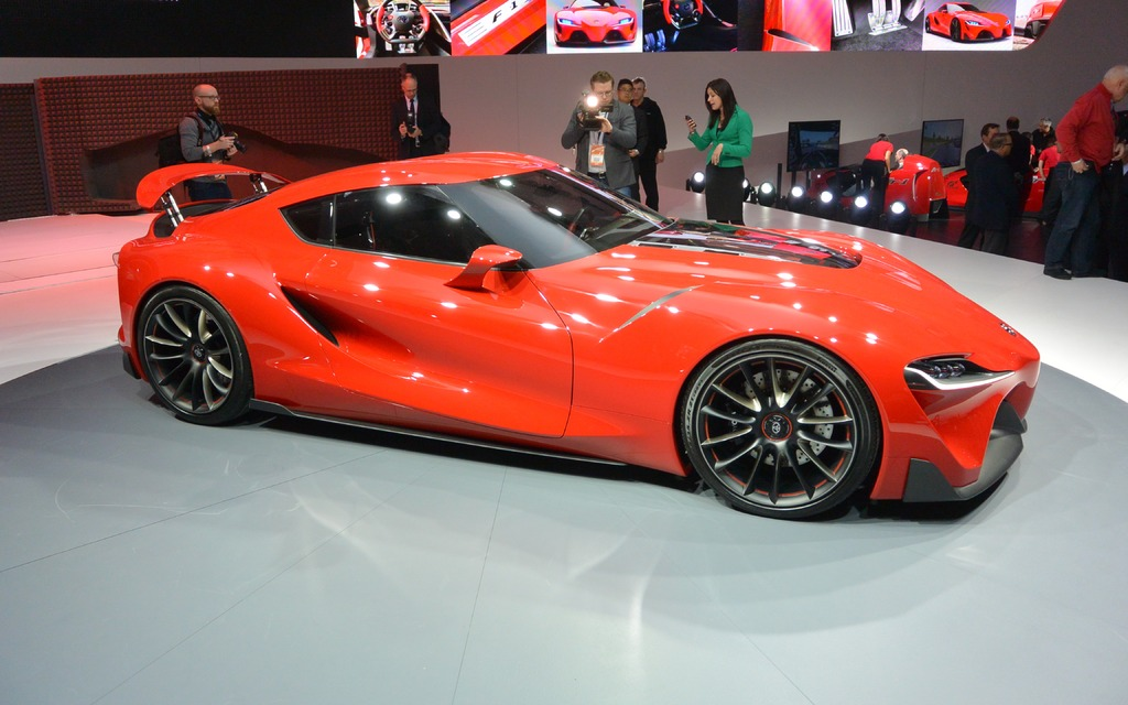 Toyota Confirms FT-1 Concept Will Become The Next Supra - The Car Guide